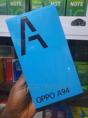 New Oppo A94 128 GB White   Mobile Phones for sale in Lagos State, Ikeja