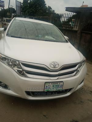 Toyota Venza 2015 White | Cars for sale in Rivers State, Port-Harcourt