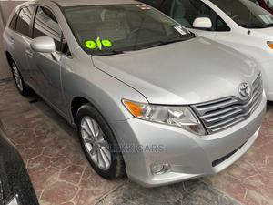 Toyota Venza 2010 V6 AWD Silver | Cars for sale in Lagos State, Lekki