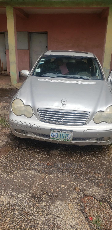 Mercedes-Benz C240 2003 Silver   Cars for sale in Lagelu, Oyo State, Nigeria