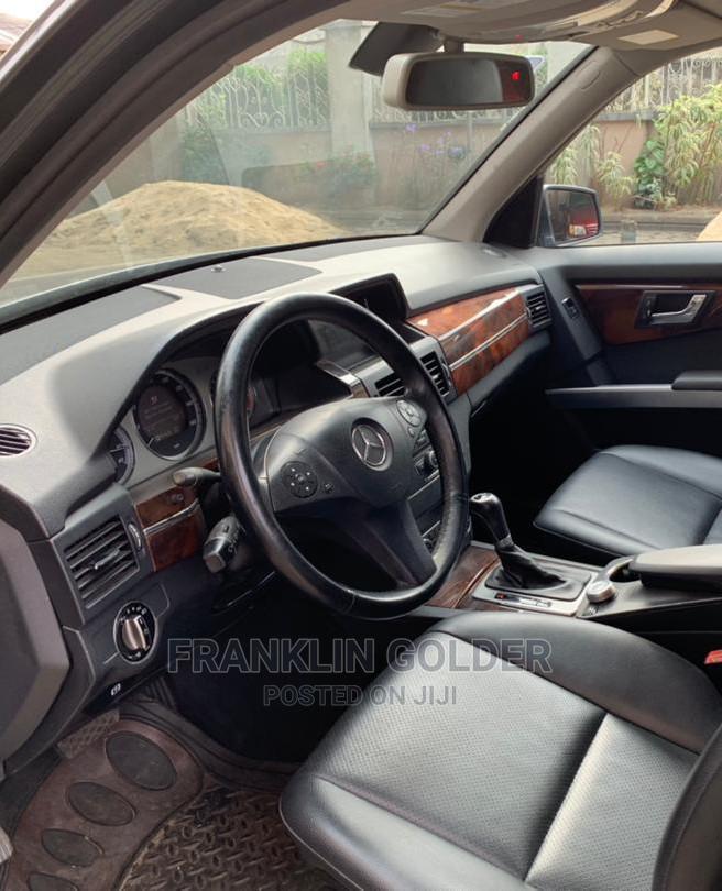 Archive: Mercedes-Benz GLK-Class 2010 350 4MATIC