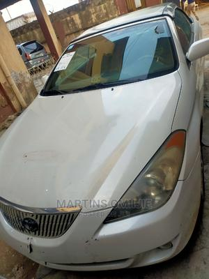 Toyota Solara 2005 White | Cars for sale in Lagos State, Ikeja