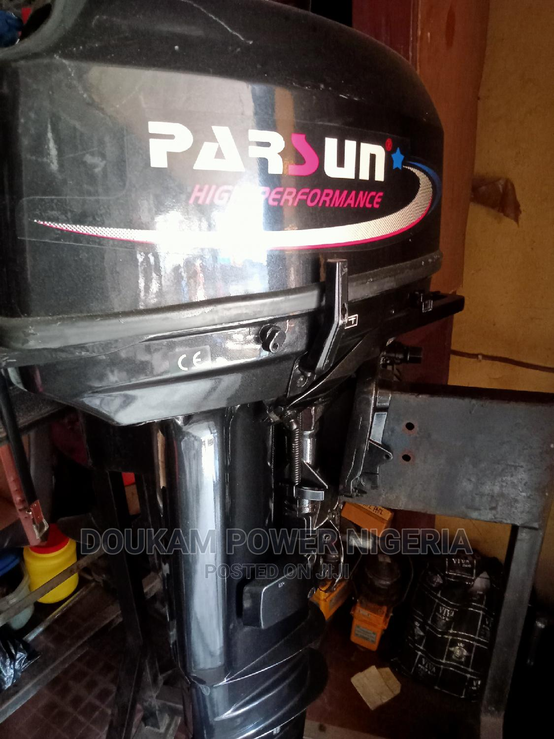 Parsun 25hp. | Other Repair & Construction Items for sale in Apapa, Lagos State, Nigeria