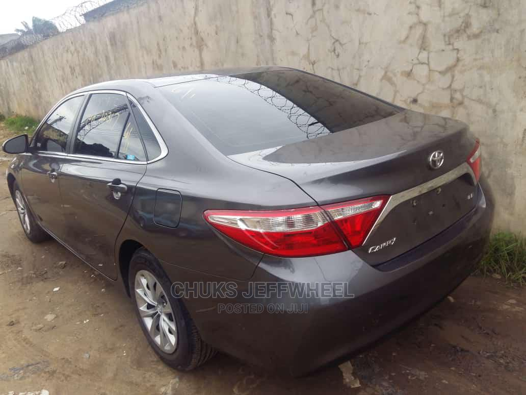 Toyota Camry 2015 Gray   Cars for sale in Isolo, Lagos State, Nigeria