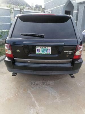 Rover Land 2008 Black | Cars for sale in Abuja (FCT) State, Wuse