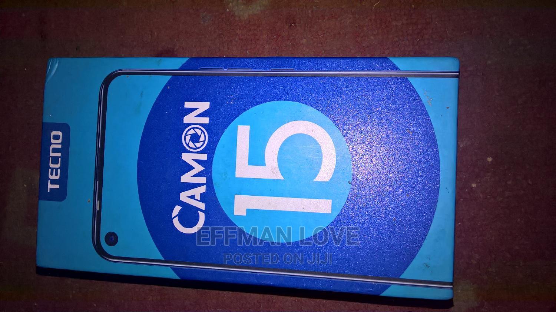 Archive: Tecno Camon 15 Air 64 GB