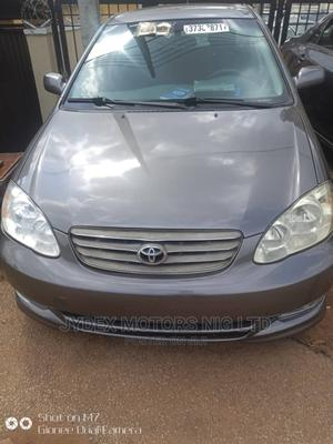 Toyota Corolla 2003 Gray   Cars for sale in Kwara State, Ilorin South