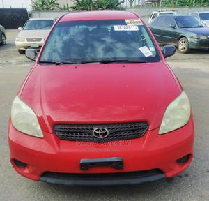 Toyota Matrix 2005 Red   Cars for sale in Lagos State, Ikeja