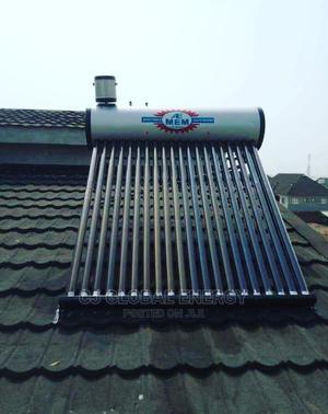 200litters Solar Water Heater   Solar Energy for sale in Lagos State, Ikorodu