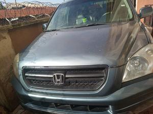 Honda Pilot 2007 EX 4x4 (3.5L 6cyl 5A) Blue   Cars for sale in Enugu State, Enugu