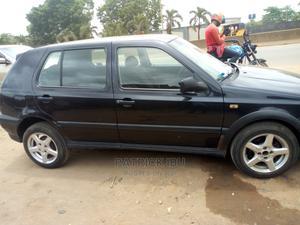 Volkswagen Golf 1997 Black   Cars for sale in Lagos State, Ifako-Ijaiye