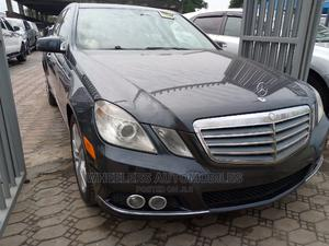 Mercedes-Benz E350 2010 Blue   Cars for sale in Lagos State, Amuwo-Odofin
