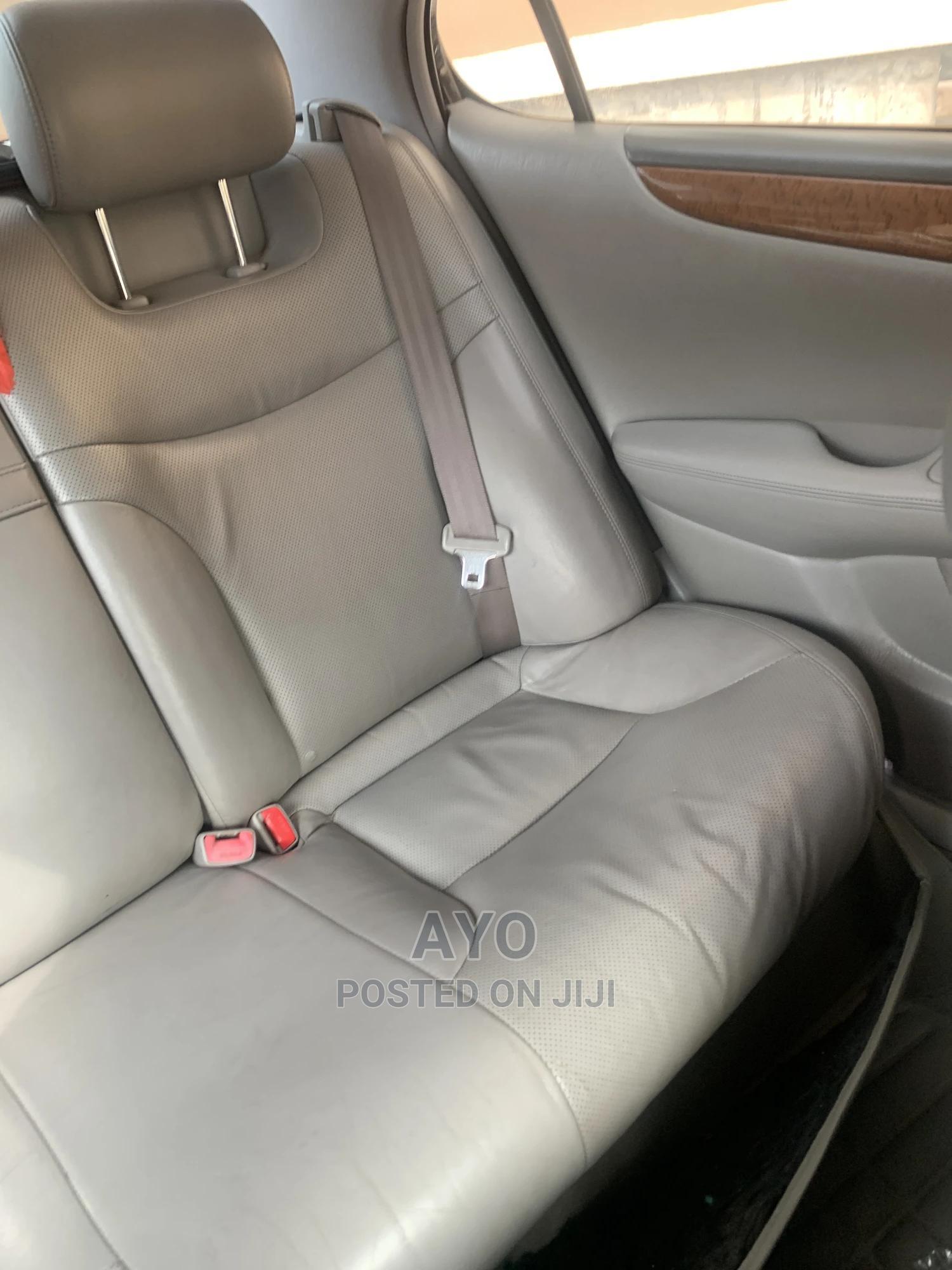 Archive: Lexus ES 2005 330 White