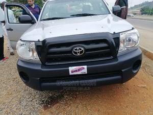 Toyota Tacoma 2007 White | Cars for sale in Abuja (FCT) State, Gwarinpa