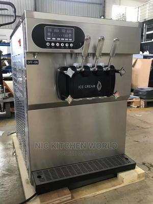 (Soft)Table Top Ice Cream Machine   Restaurant & Catering Equipment for sale in Lagos State, Ojo
