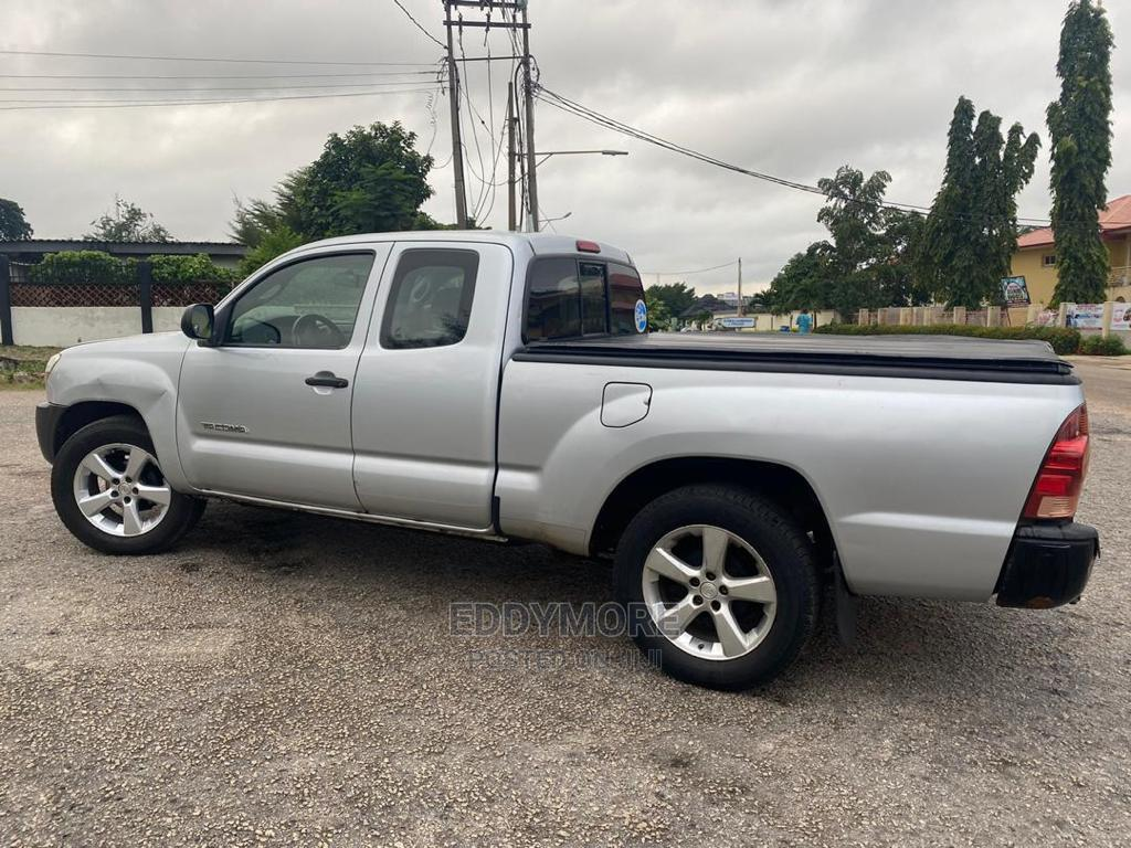 Toyota Tacoma 2008 Gray | Cars for sale in Ikeja, Lagos State, Nigeria