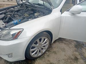 Lexus IS 2009 250 4WD White | Cars for sale in Lagos State, Ikeja