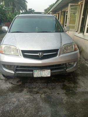 Acura MDX 2004 Sport Utility Silver   Cars for sale in Rivers State, Port-Harcourt