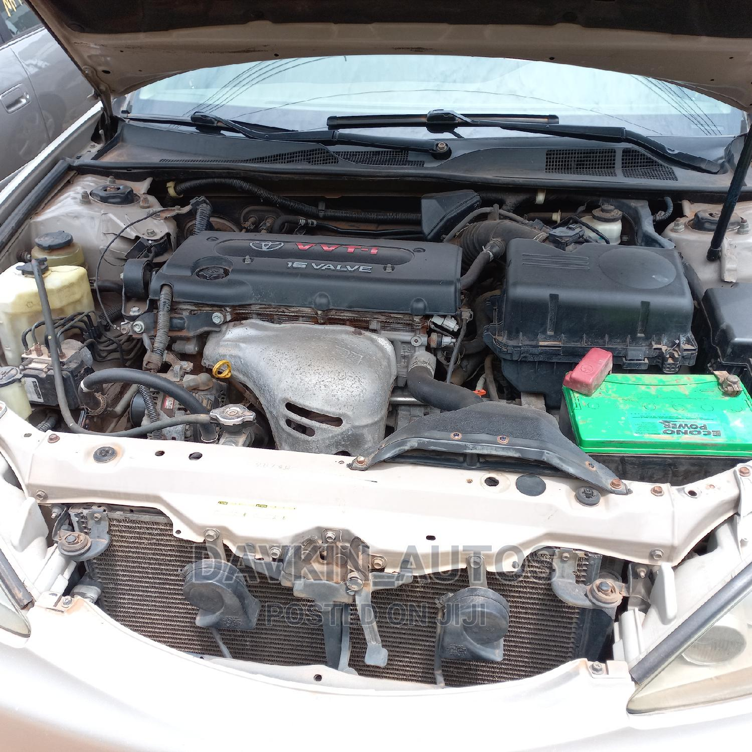 Toyota Camry 2005 Gold | Cars for sale in Ife, Osun State, Nigeria