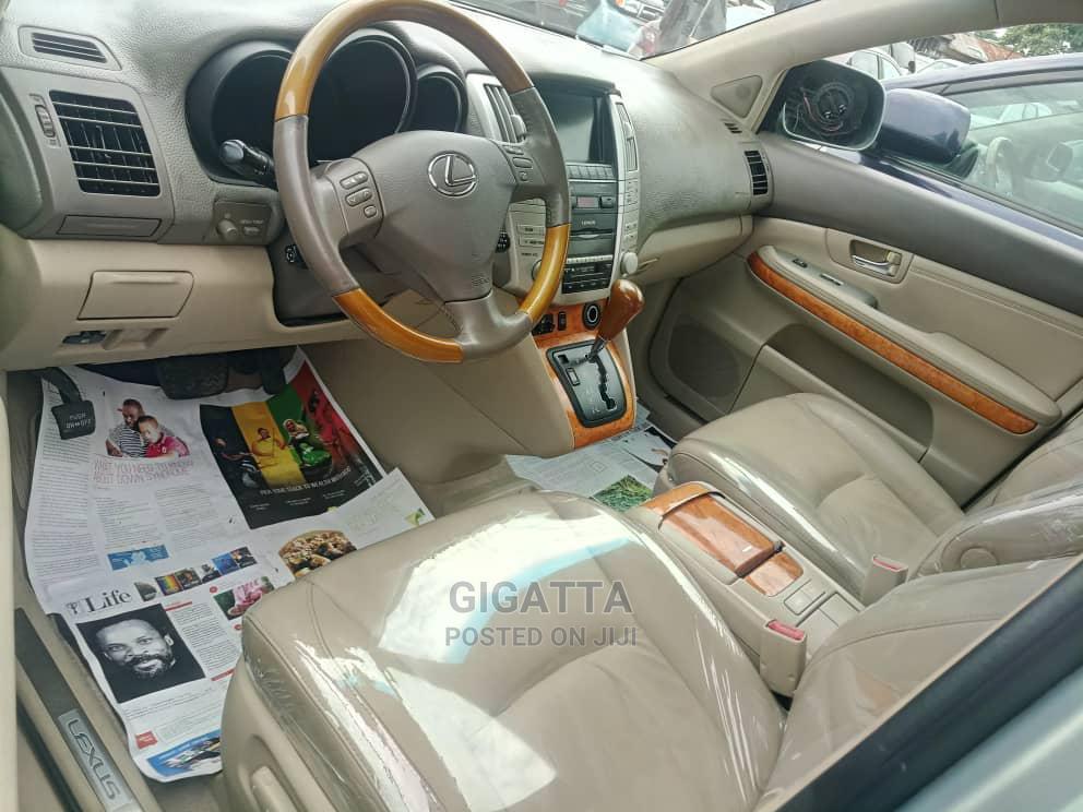 Archive: Lexus RX 2006 330 Gray