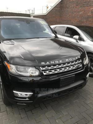 Land Rover Range Rover Sport 2017 SE Td6 4x4 (3.0L 6cyl 8A) Black   Cars for sale in Lagos State, Surulere