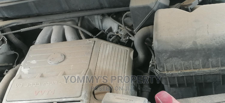 Archive: Lexus RX 2001 White