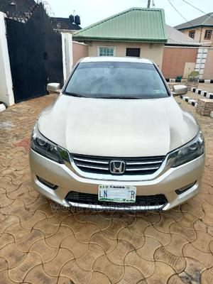Honda Accord 2013 Gold   Cars for sale in Kwara State, Ilorin South