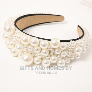 Pearl Hairband | Clothing Accessories for sale in Lagos State, Ojota