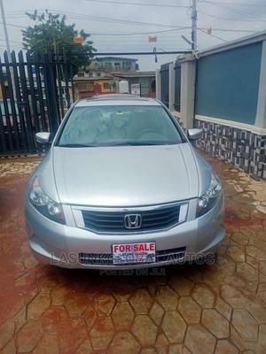 Honda Accord 2009 2.0 I-Vtec Automatic Silver   Cars for sale in Lagos State, Abule Egba