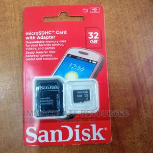 32gb Sandisk Memory Card | Accessories for Mobile Phones & Tablets for sale in Rivers State, Port-Harcourt