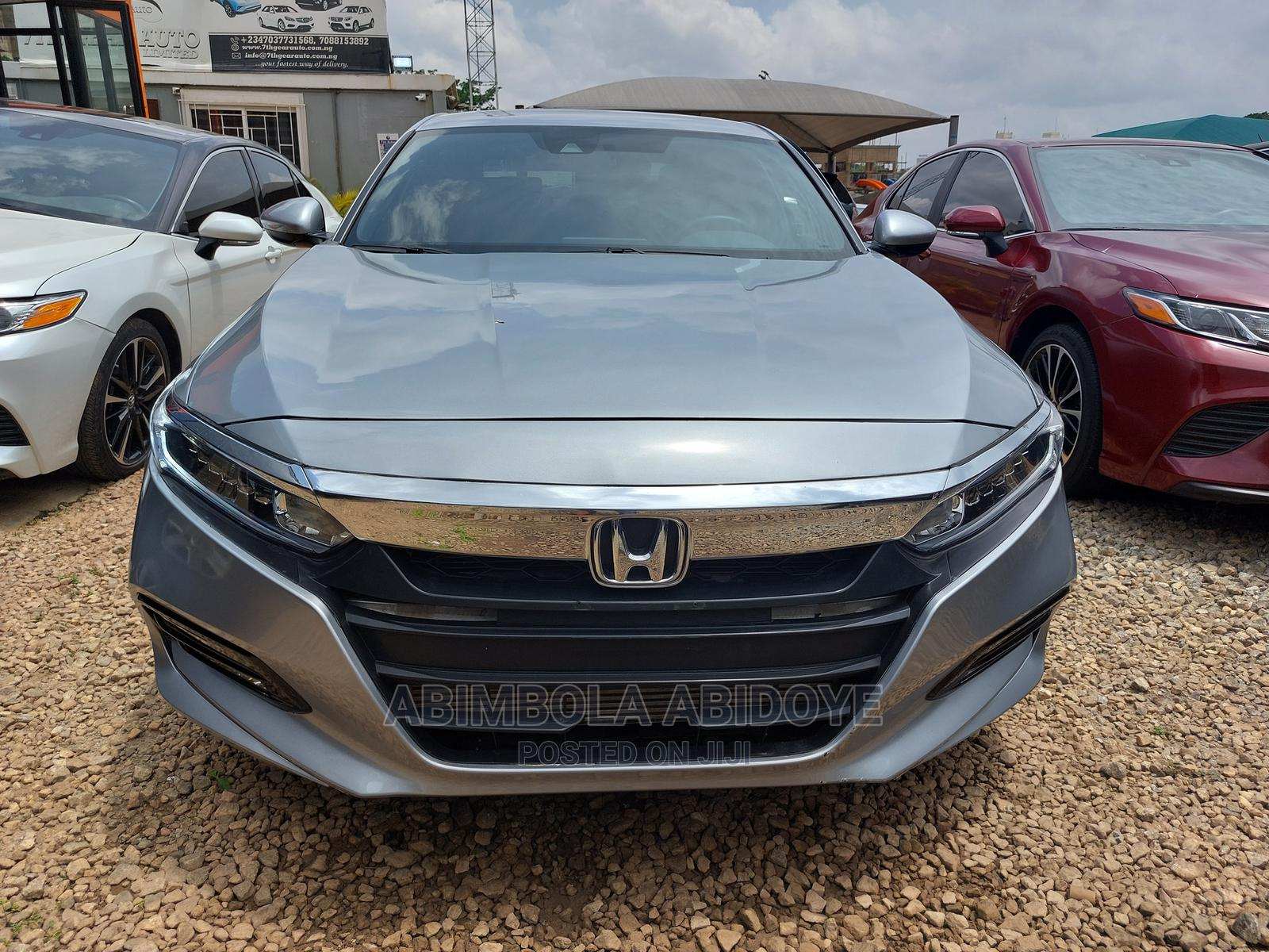 Archive: Honda Accord 2020 Silver