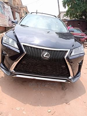 Lexus RX 2016 350 FWD Blue   Cars for sale in Oyo State, Ibadan