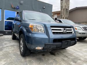 Honda Pilot 2007 EX 4x4 (3.5L 6cyl 5A) Blue   Cars for sale in Lagos State, Ikeja
