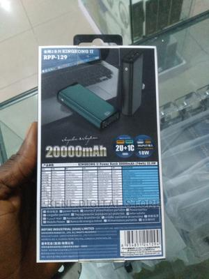 Remax Power Bank 20000mah   Accessories for Mobile Phones & Tablets for sale in Lagos State, Ikeja