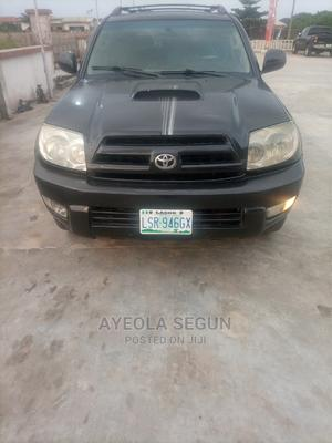 Toyota 4-Runner 2004 Black | Cars for sale in Lagos State, Ibeju