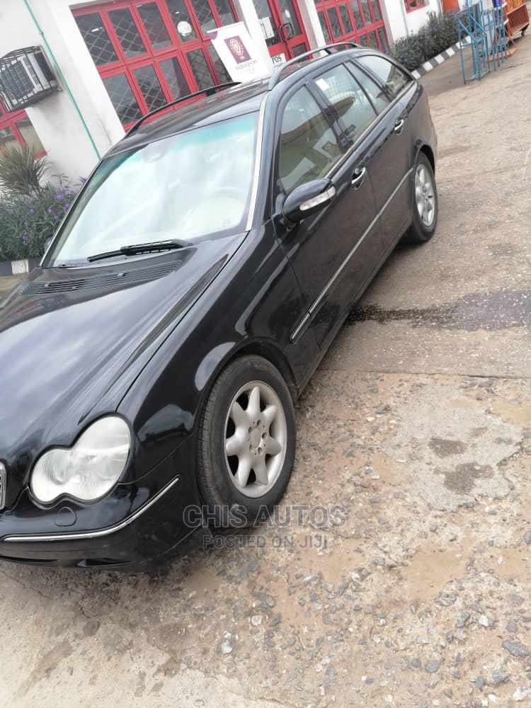 Archive: Mercedes-Benz C240 2003 Black
