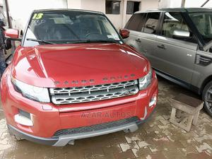 Land Rover Range Rover Evoque 2013 Pure Plus AWD Red   Cars for sale in Lagos State, Ikeja
