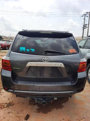 Toyota Highlander 2010 Limited Gray | Cars for sale in Oyo State, Oluyole