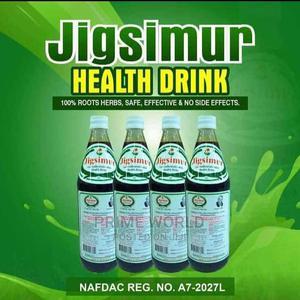 Jigsimur Health Drink | Vitamins & Supplements for sale in Lagos State, Ajah
