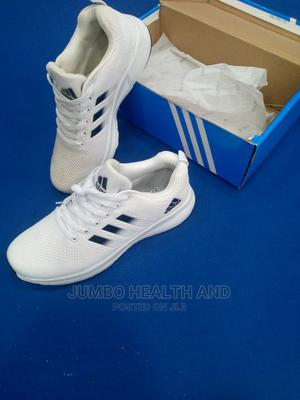 Adidas Sport Shoe Walking White   Shoes for sale in Lagos State, Ikeja