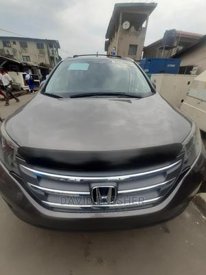 Honda CR-V 2014 LX 4dr SUV (2.4L 4cyl 5A) Gray | Cars for sale in Lagos State, Mushin