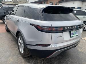 Land Rover Range Rover Velar 2018 P380 SE R-Dynamic 4x4 Silver | Cars for sale in Lagos State, Ikeja