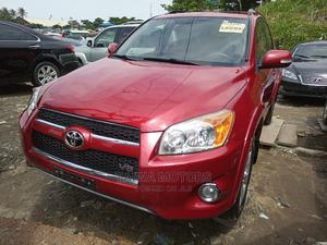 Toyota RAV4 2010 3.5 Limited 4x4 Red | Cars for sale in Lagos State, Apapa