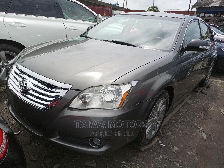 Toyota Avalon 2007 Limited Gray