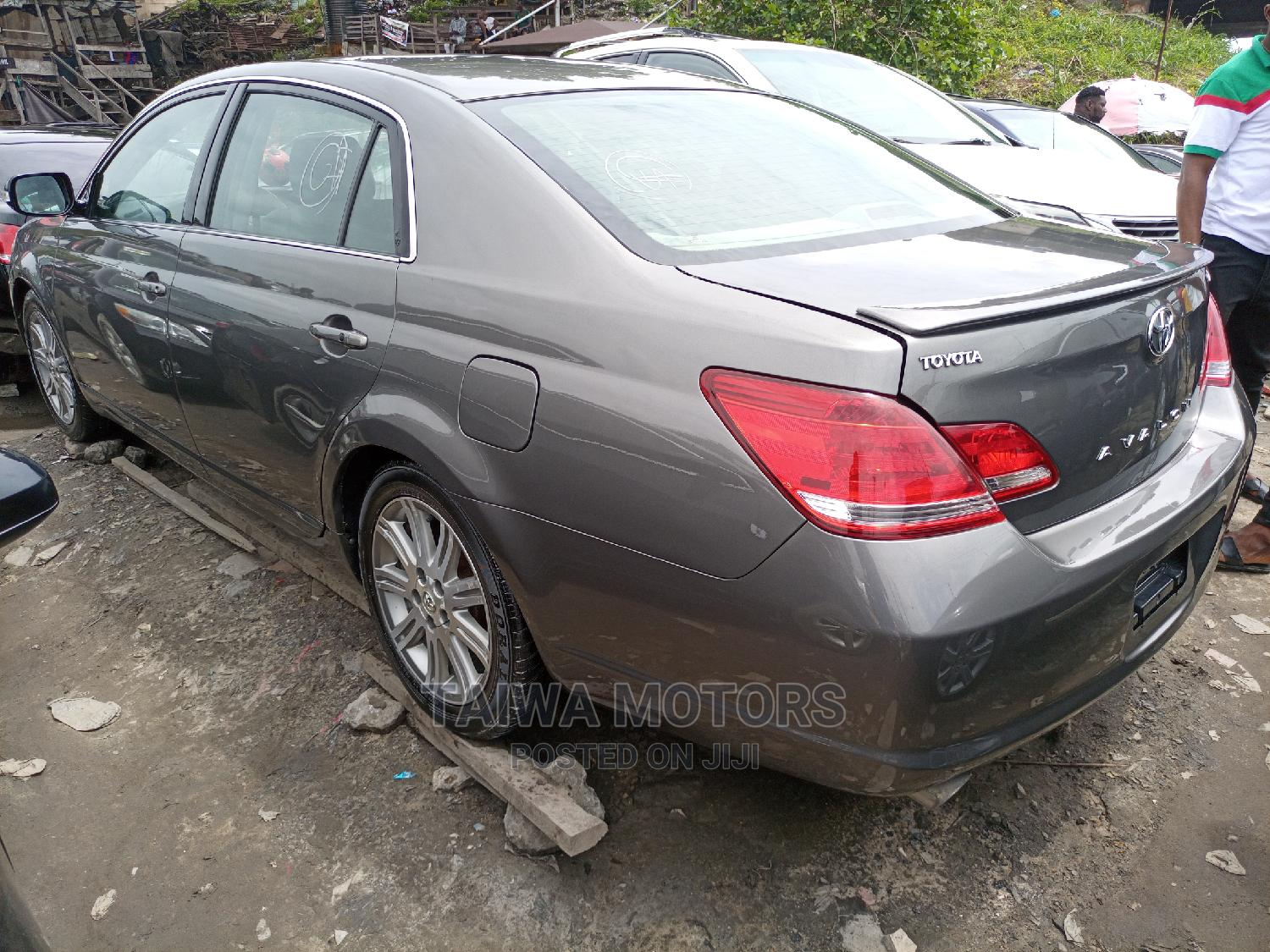 Toyota Avalon 2007 Limited Gray | Cars for sale in Apapa, Lagos State, Nigeria