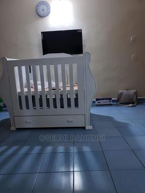 Beautiful Wooden Baby Bed | Children's Furniture for sale in Abuja (FCT) State, Gwarinpa