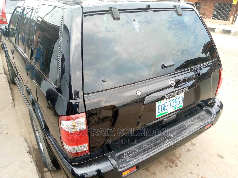 Archive: Nissan Pathfinder 2004 SE 4x4 Black