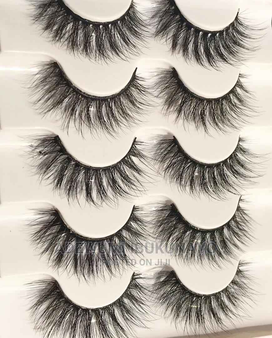 Archive: Human Hair Lashes