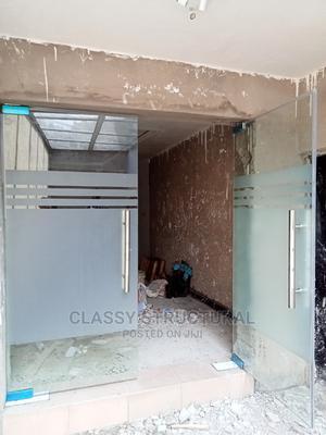 Frameless Swing Door | Doors for sale in Lagos State, Agege