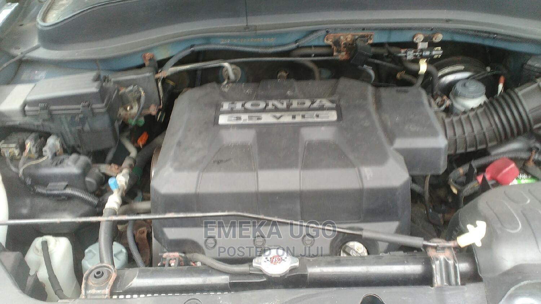 Honda Ridgeline 2006 Green | Cars for sale in Port-Harcourt, Rivers State, Nigeria